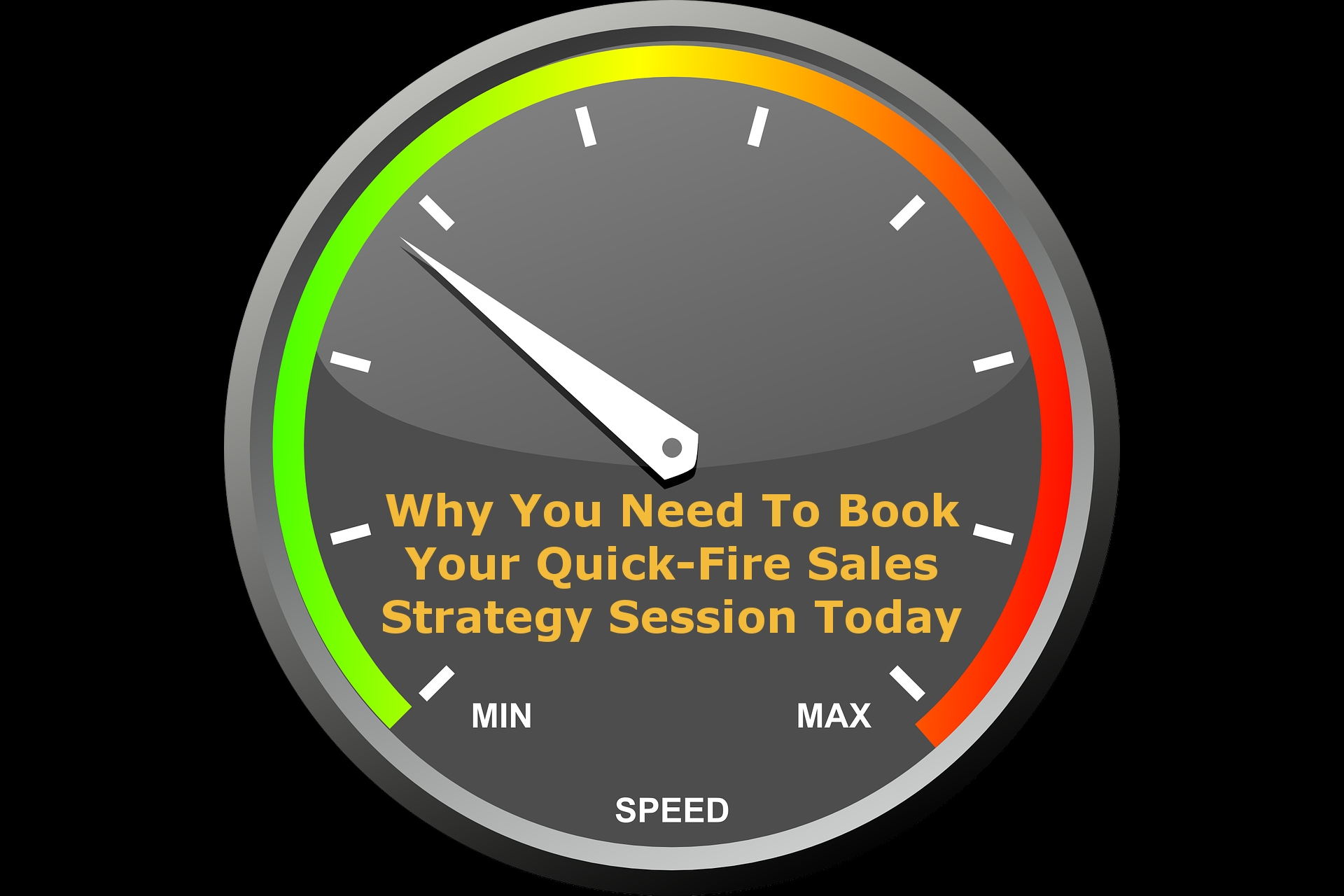 Why You Need To Book Your Quick-Fire Sales Strategy Now